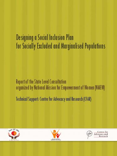 Designing a Social Inclusion Plan_NMEW report- Dec 2012