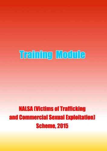 Training Module NALSA -2015